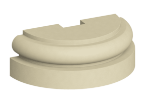 База полуколонны БПК-450