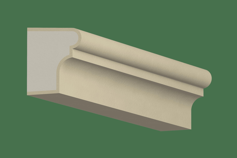 Подоконник декоративный П-155/2