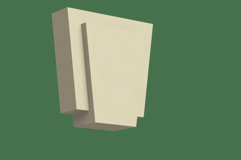 Замковый камень ЗК-295/1
