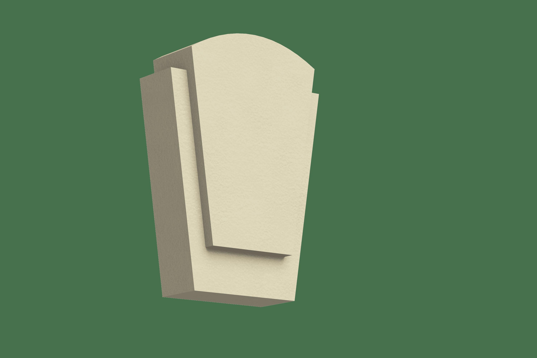 Замковый камень ЗК-300/1