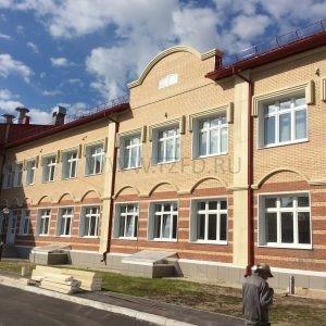 Школа — детский сад в г. Муравленко