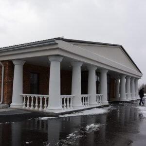 Здание источника «Советский» (2016 г.)