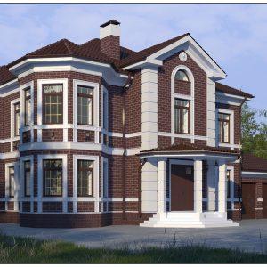 Декор фасада 4